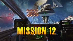 Star Wars Squadrons Mission 12 Walkthrough & Medals