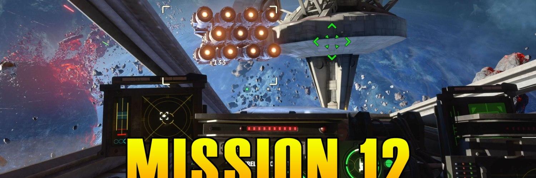 Star Wars Squadrons Mission 12 Walkthrough & Medals