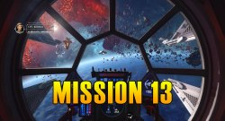 Star Wars Squadrons Mission 13 Walkthrough & Medals
