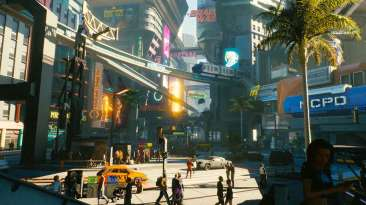 All gigs and NCPD Scanner Hustles in City Center Cyberpunk 2077