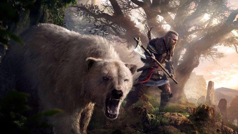 Assassins Creed Valhalla All Legendary Animal Locations