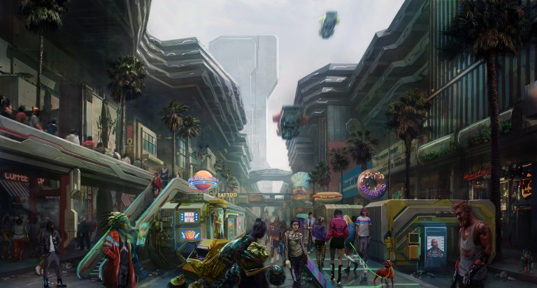 Read more about the article All Gigs and NCPD Scanner Hustles in Heywood Cyberpunk 2077