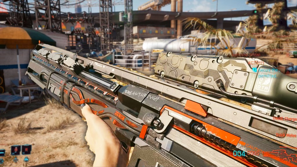 Cyberpunk 2077 Iconic Weapons Guide