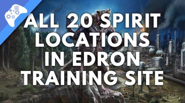 All 20 Spirits & 3 Stories In Endron Training Site