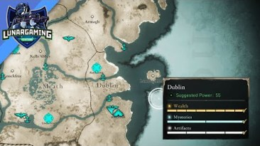 All Dublin Secret Wealth Chests, Artifacts & Mysteries - AC Valhalla Wrath of the Druids all dublin secret wealth chests artifacts mysteries ac valhalla wrath of the druids