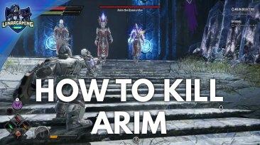 Arim The Bonescribe Dungeons & Dragons Dark Alliance