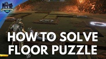 Goblins Shard Floor Puzzle Attribute Point Dungeons & Dragons Dark Alliance