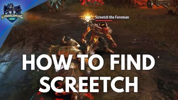 How To Find Screech the Foreman Dungeons & Dragons Dark Alliance