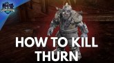 Thurn Dreamreader Boss Fight Dungeons & Dragons Dark Alliance