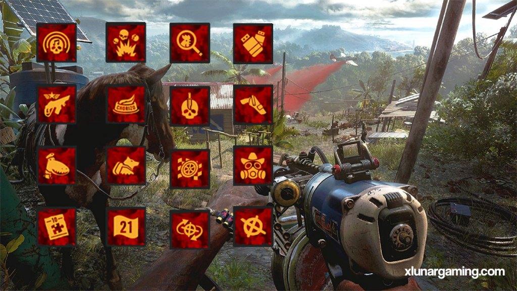 Far Cry 6 All Collectibles
