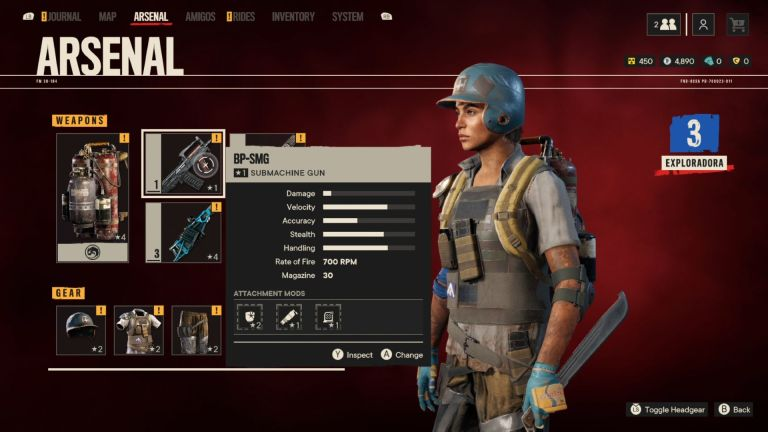 Read more about the article Far Cry 6 All Gear