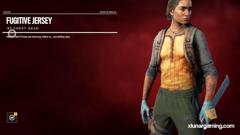 Read more about the article Fugitive Armor (Casual Set) – Far Cry 6