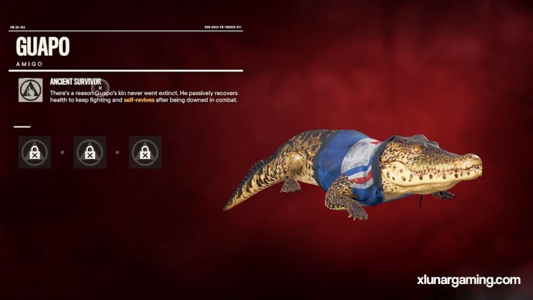 Read more about the article Guapo – Far Cry 6