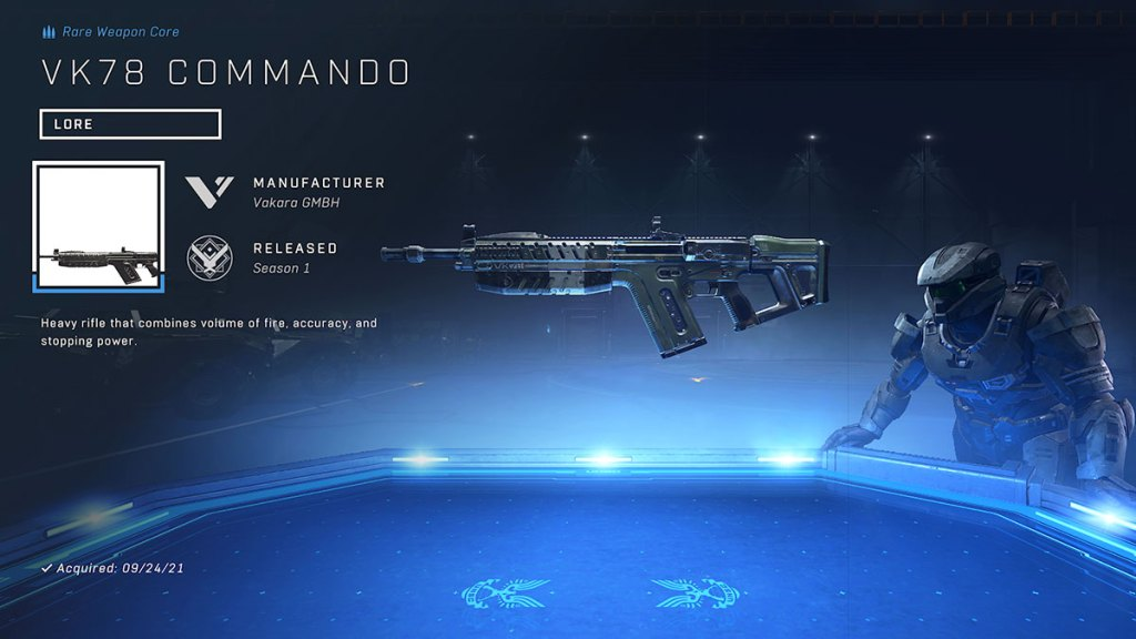 VK78 Commando