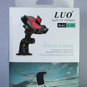 Soporte de celular para auto LUO LU-309