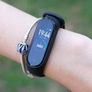 Xiaomi mi band 4 Reloj inteligente negro