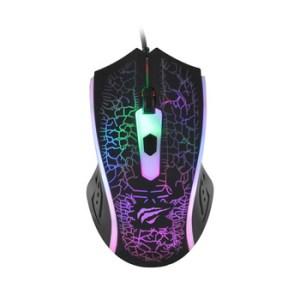 Mouse Gamer Havit de 7 colores de luces HV-MS736