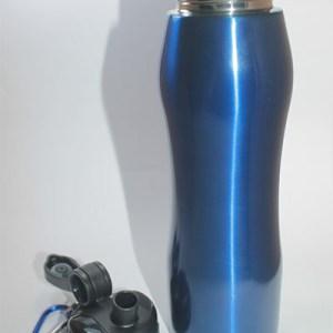 Botella deportiva térmica de aluminio 750ml