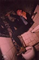 marxbar 1991_happy wc (Photo by Anika)