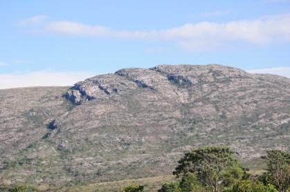 Serra do Espinhaço (Minas gerais - MG) - from Diamantina to Carvel, on the way to Belo Horizonte.