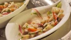 章魚口味的Ceviche