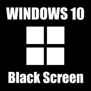 Черный экран после обновления с Windows 7 до Windows 10