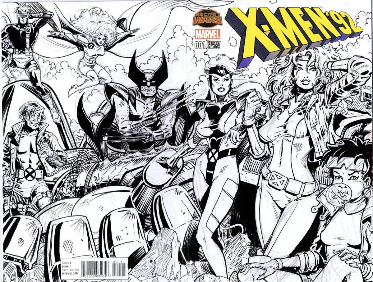 WIll X-Men '92 Art