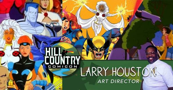 hill country comic con 06 larry houston xmen tas
