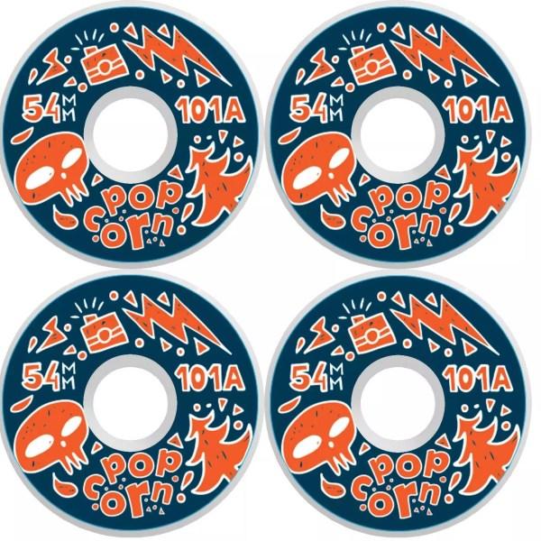 Popcorn feat. FLIM Designer Series Wheels