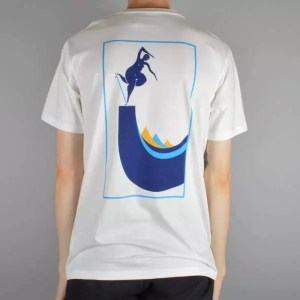 Polar Cut Out BS Nosepick Skate T-Shirt
