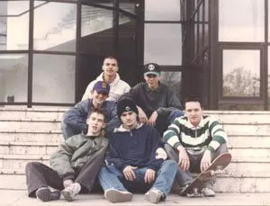 The Skateboarding Crew 1994