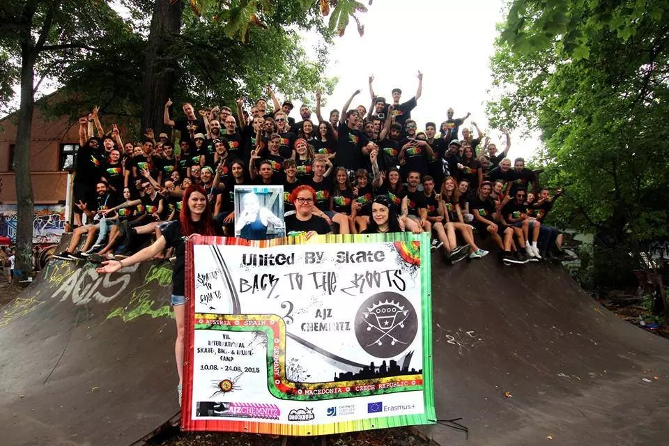 United by Skate
