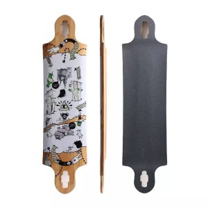 Adhoc All-Around 40″ Longboard Deck