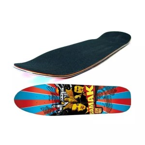 EMillion - Old School Cruiser Skateboard Deck SAMAK Limited Edition