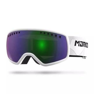 Marker 16:9 WHITE - Green Plasma Mirror