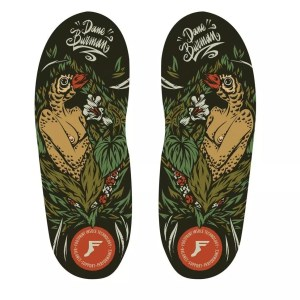 Footprint - Flat Insole 7mm - Dane Burman