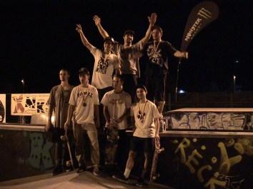 Skopje Challenge III BMX Finals & Winners Announcement
