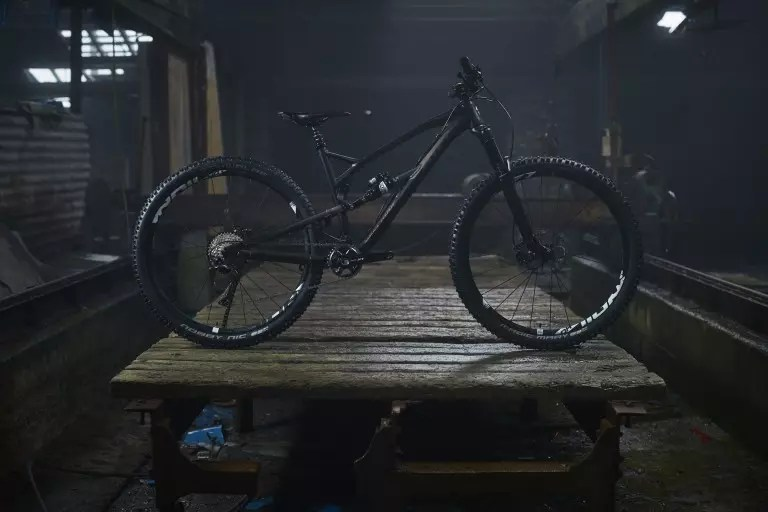 New Sram NX and Shinamo SLX 11 speed drive trains will be on Race and Comp spec bikes