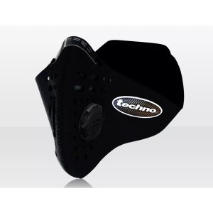 Respro® Techno™ Mask (Black)