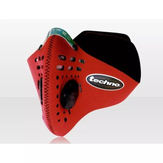 Respro® Techno™ Mask (Red)