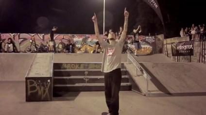 Best XMKD PORNSTAR trick winner on Skopje Challenge III 2016