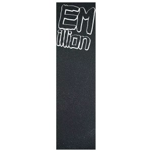 Emillion Top Gump Griptape Black - White Print