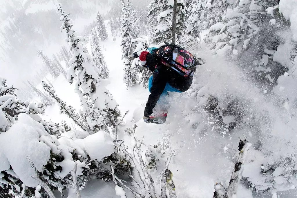 Travis Rice, Jackson Hole and the largest snowfall in 20 years