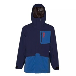 Faction FRANKLIN MEN'S 20/20 2L JACKET Midnight Blue / Cobalt Blue