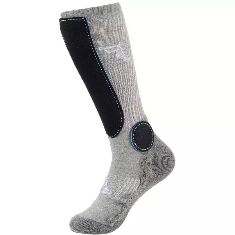 df70f42b136 Footprint Painkillers Socks Knee High. Footprint Painkillers ...