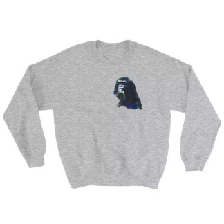 XMKD Thoughtful Monkey Sweatshirt
