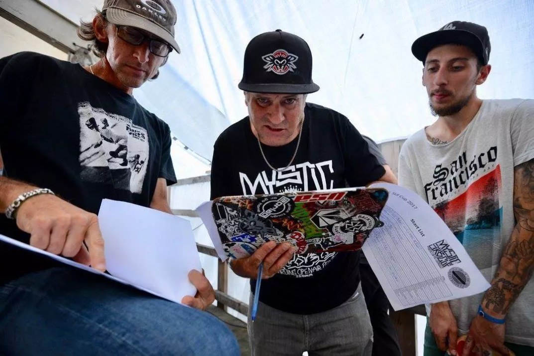 Mystic Sk8 Cup 2017 Results