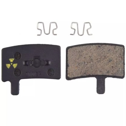 Nukeproof Hayes Stroker Trail-Gram-Carbon Pads