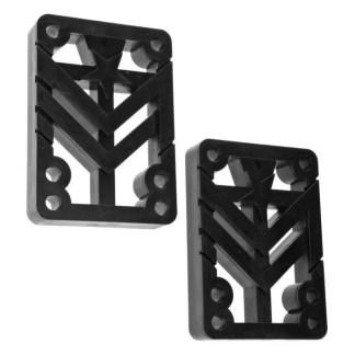 "Mini Logo Riser Pads 1/2"" (Set of 2)"