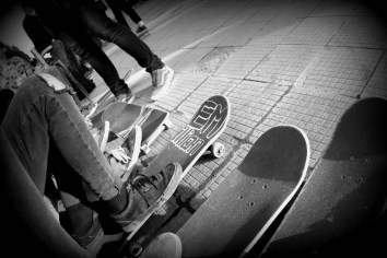ByPass Cafe CASH FOR TRICKS Skate Contest